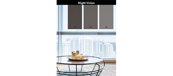 3M™ Sun Control Window Film Night Vision Series